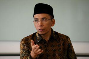 TGB: Kami Mohon Doa agar Gempa Lombok Ini Segera Berakhir...