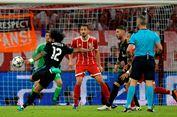 Rekor Kandang Bayern Muenchen 'Ternoda' oleh Real Madrid