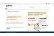Registrasi Akun SSCN untuk CPNS 2018 Sudah Bisa Dilakukan, Ini Caranya