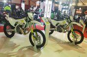 Masih Ada Motor 2-Tak di Telkomsel IIMS 2019