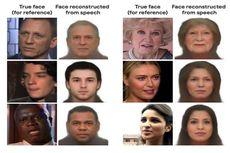 Hanya dengan Mendengarkan Suara, AI Bisa Gambarkan Wajah Orang