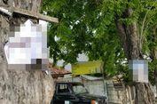 'Minta Tolong, Poster Capres Cawapres Jangan Dipaku di Pohon...'