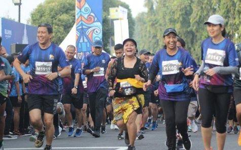 Nikmatnya Marathon di Yogyakarta, Berolahraga Sembari Cuci Mata