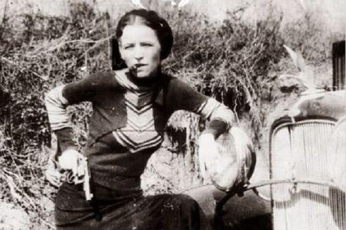 Biografi Tokoh Dunia: Bonnie Parker, Perempuan Paling Diburu AS Era 1930-an