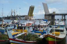 Sempat Macet dan Halangi Kapal Melintas, Jembatan Emas Kembali Berfungsi