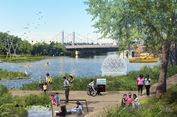 Chicago Berencana Bangun Taman Terapung