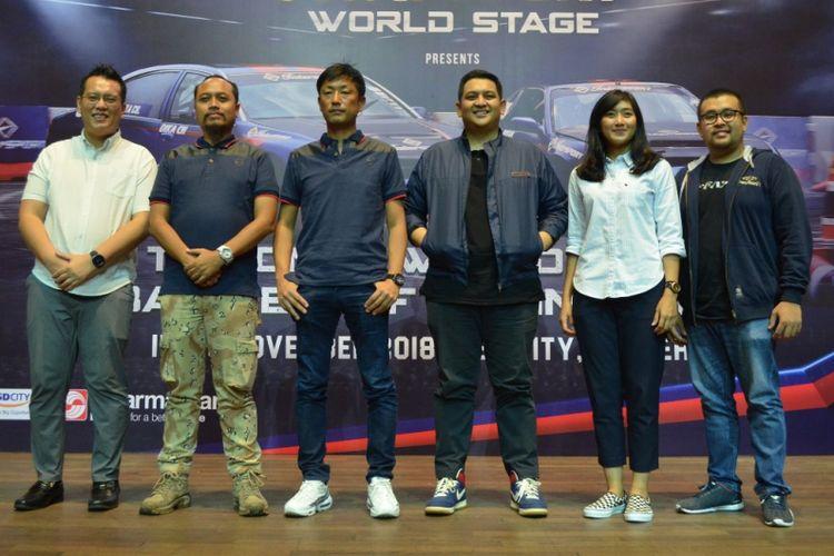 Drifter Indonesia siap berlaga di BSD