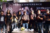 Megadeth Rayakan 35 Tahun Bermusik di Yogyakarta