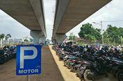Tarif Parkir 'Park and Ride' Stasiun MRT: Motor Rp 2.000, Mobil Rp 5.000
