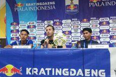 Persib Menang Telak 7-0 atas Persiwa, Miljan Radovic Belum Puas