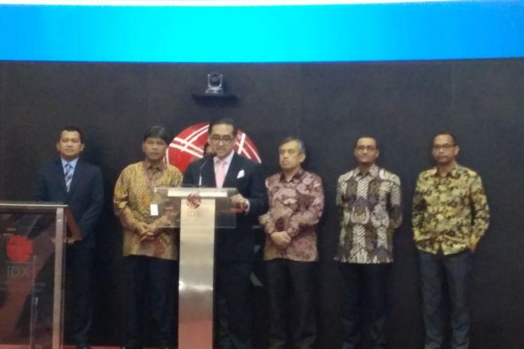 Peluncuran Reksa Dana Indeks Ayers Asia Buka Perdagangan BEI