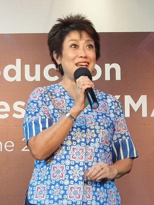 Merry Harun, Canon Division Director PT Datascrip