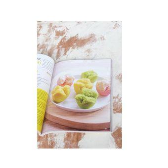 Salah satu resep pada buku Resep Simple Frida