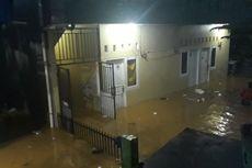 Kali Ciliwung Meluap, 8 RW di Kampung Melayu Terendam Banjir