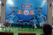 Kerja Sama dengan Man City, Mundipharma Gelar Betadine Soccer Camp