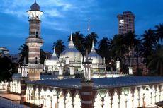 3 Masjid Berarsitektur Unik di Kalimantan Timur