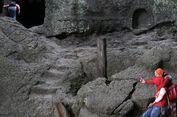 Menjajal Motor Trail Sambil Menikmati Keindahan Gunung Klotok