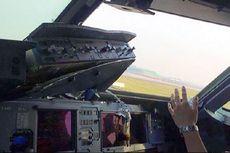 Jendela Kokpit Terlepas, Pesawat Maskapai China Mendarat Darurat