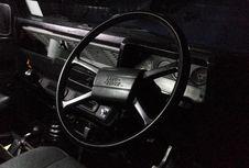 Land Rover Defender 'Jokowi' Sudah Dilengkapi Power Steering