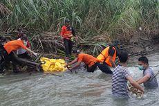 Warga Temukan Mayat Tanpa Identitas Tersangkut di Sungai Cimpu Luwu