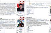 Langkah Wikipedia Mengunci Artikel Profil Capres-Cawapres Diapresiasi