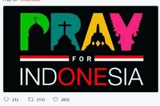 Simpati untuk Bom di Surabaya dari Pebalap MotoGP