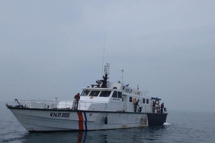 Kemenhub menurunkan tim untuk mengatasi kebocoran gas Pertamina di Pantai Utara Jawa.