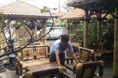 Berkat Bambu, Pemuda Kediri Ini Raup Omzet hingga Rp 90 Juta Sebulan