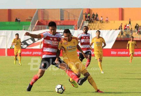 Madura United Waspadai Kekuatan Persib Bandung