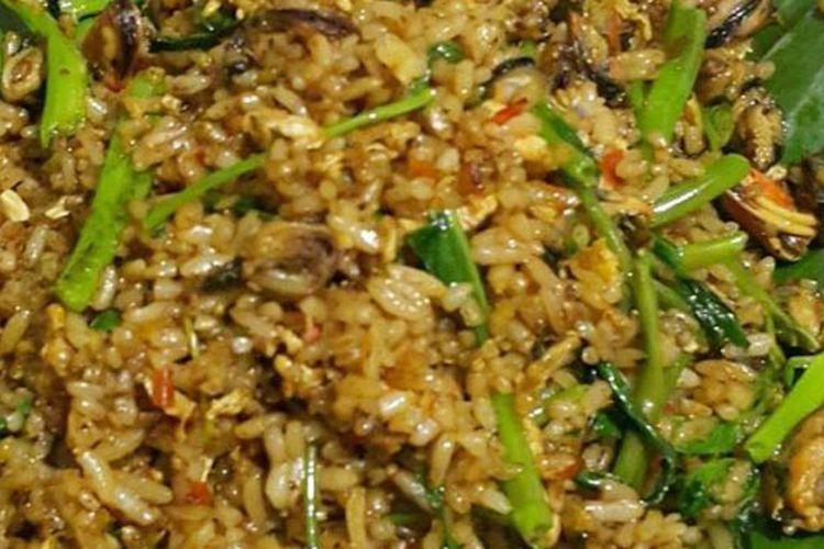 Nasi Goreng Muncul Malam di Bintaro.