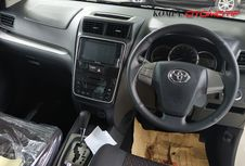 Intip Bagian Dalam Toyota New Avanza Veloz