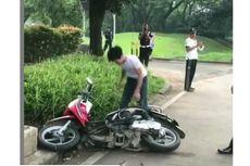 Polisi Batal Periksa Kejiwaan Adi Saputra, Pengendara yang Banting Motor Saat Ditilang