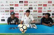 Janji Asisten Pelatih Mengantarkan Arema FC Menang atas Persib Bandung