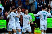 Real Madrid Berharap Peruntungan Baru pada 'Bulan Cinta'