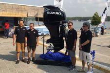 Suzuki Indonesia Luncurkan Mesin Canggih Berbaling-baling Ganda