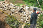 Satu Keluarga Tewas Tertimbun Longsor di Bogor