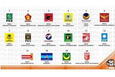 Rekapitulasi KPU: Di Papua, Nasdem, PAN, dan PKB 3 Besar