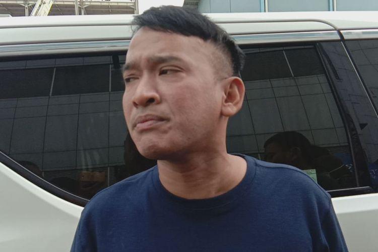 Ruben Onsu dalam wawancara di Gedung Trans, Mampang Prapatan, Jakarta Selatan, Kamis (11/10/2018).