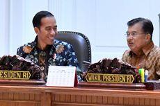 Jokowi: Jangan Sampai Kita Jadi Target Pasar Ekonomi Syariah Negara Lain