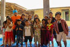Rumah Baca Lembah Sibayak, Membangunkan Anak-anak di Tanah Karo dari