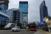 Sebulan Beroperasi, Metrotrans Terintegrasi MRT Dukuh Atas Masih Sepi Peminat