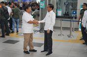 Usai Jokowi dan Prabowo Bertemu, DPR Minta Rakyat Rajut Persatuan