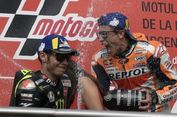 Valentino Rossi Sebut Marc Marquez sebagai Pebalap Pintar