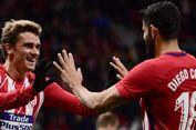Diego Costa Berharap Griezmann Bertahan di Atletico