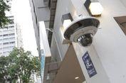 'Bad Mood', Pria di Singapura Rusak Kamera Pengawas Milik Polisi