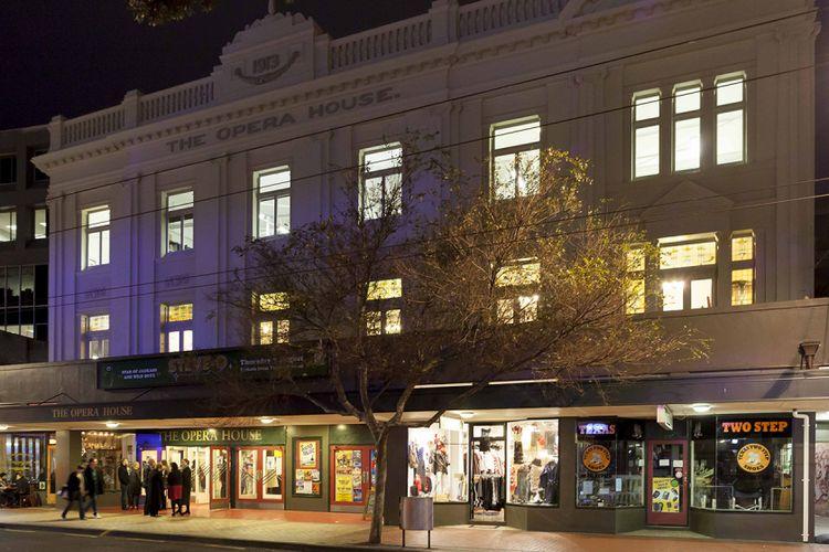 The Opera House Wellington, New Zealand