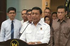 Wiranto: Jangan Anggap Kasus Dugaan Pelanggaran HAM Masa Lalu Dipetieskan