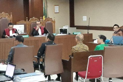 Saksi Akui Ketua Pengadilan Tinggi Manado Tidak Menahan Marlina Moha