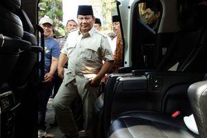 Prabowo: Pilpres Bukan Untuk Mencari Kekurangan atau Kesalahan