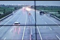 Viral Video Kecelakaan di Tol, Ingat Berkendara Aman di Perjalanan